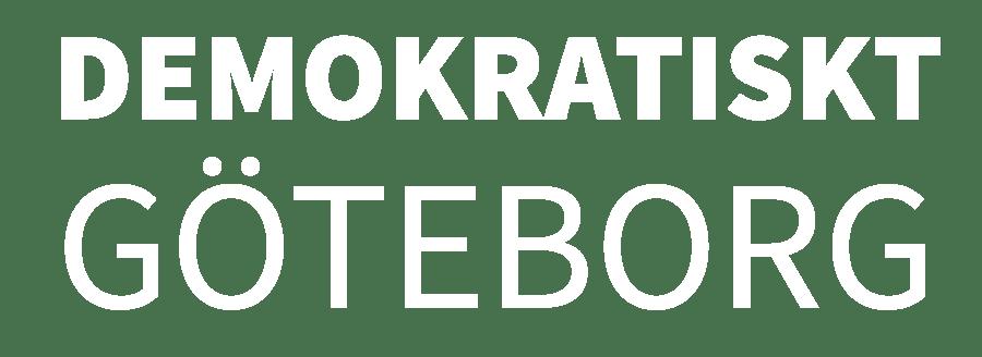 Demokratiskt Göteborg Logotyp